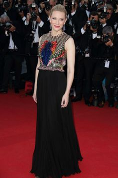 Cate Blanchett - Givenchy - Cannes 2014 - The Pocket
