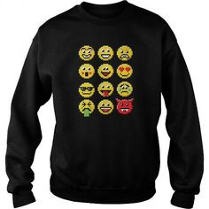 Emoji Pixel Funny design