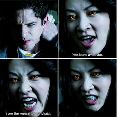 "#TeenWolf Season 5 Episode 7 ""Strange Frequencies"" Scott McCall and Kira (Kitsuné) Yukimura"