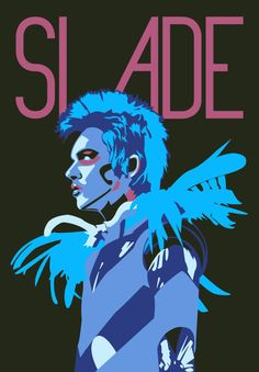Fanart for Velvet Goldmine movie. Just a simple, vectored poster made in Illustrator.