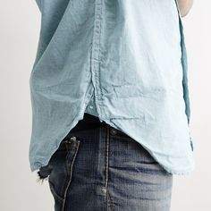 casual outfits . denim shirt . simple outfits