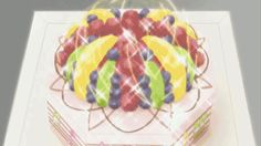 Let's take a moment to appreciate the beauty of anime food. Main Manga, Yumeiro Patissiere, Patisserie Cake, Violet Evergarden Anime, Food Shows, Food Drawing, Cafe Food, Food Illustrations, Tumblr