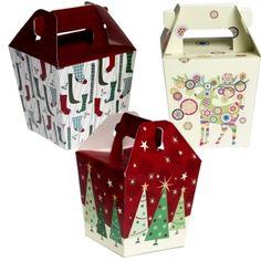 Cupcake Gift, Cupcake Boxes, Wedding Cupcakes, Mini Cupcakes, Beautiful Cupcakes, Christmas Cupcakes, Christmas Baking, Decorative Boxes, Packing