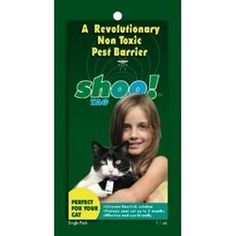 shoo!TAG Flea and Tick for Cats (Single Pack) -- Be sure to check out this helpful article. #CatFleaandTickControl