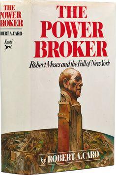 The Power Broker - Robert Caro