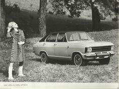 Opel Olympia 1969 4 Door Original Press Photograph Girl in Fur Coat Boots | eBay