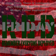 It's RED Friday every Friday until all our deployed military comes home ( Remember Everyone Deployed ). 🇺🇸 Please thank our current & past those men and women currently out there fighting & serving for us. Military Life, Military Families, Thin Green Line, Remember Everyone Deployed, Army National Guard, Red Friday, Navy Life, Us Coast Guard, Bill Of Rights