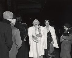 """Weegee """"TheCritic"""", 1943"""