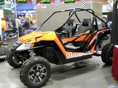 2013 Wildcat Arctic Cat Four Wheeler    https://www.youtube.com/user/Viewwithme