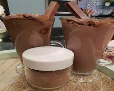 طريقة عمل سحلب الشوكولاتة من الشيف هاله ~ مطبخ أتوسه على قد الايد Tableware, Dinnerware, Tablewares, Dishes, Place Settings