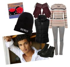 """""""Until Dawn - Chilling With Matt"""" by sheenastallion on Polyvore featuring J Brand, maurices, River Island, Doublju and Kill Brand"""