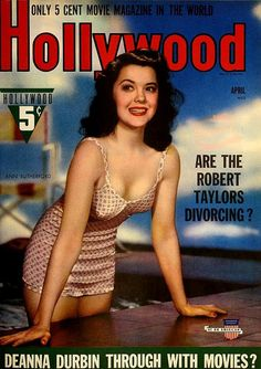 Ann Rutherford - Beauty and the Beach 1941 Vintage Hollywood, Classic Hollywood, Million Dollar Mermaid, Ann Rutherford, Hollywood Magazine, 1940s Fashion Women, Deanna Durbin, Pin Up, Movie Magazine