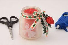 Customize os potes de vidro - Portal de Artesanato - O melhor site de artesanato com passo a passo gratuito