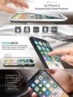 Get an iPhone X for only $1!!  Material - Tempered Glass, Compatible Compatible Color - Clear