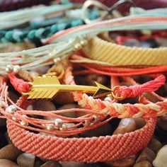 @Carmen Schaffer Vida Bracelets  will be selling their colorful accessories for a cause on the bikini truck stops! http://www.swell.com/PURA-VIDA