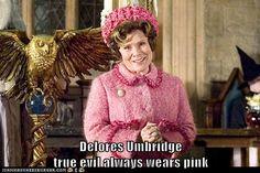 Delores Umbridge