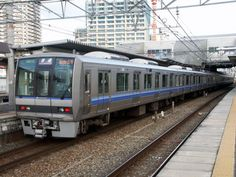 JR西日本 207系2000番台