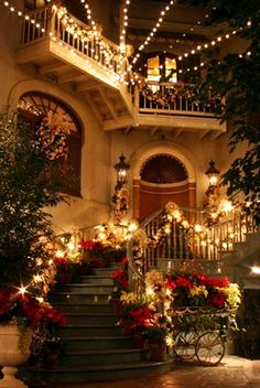 This Christmas, why not decorate your hacienda for charity? Texas Christmas House 2013    TexasChristmasHouse.com