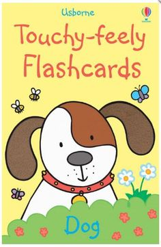 A pack of tactile word cards to help develop sensory awareness and picture-word recognition. Each of the twelve cards shows a picture with a tactile patch to feel, with the same picture on the other side with its label. Cards are extra large for small fingers.