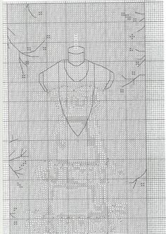 ru / Фото - MD 121 Dressmakers' Daughter - f-morgan Cross Stitch Designs, Cross Stitch Patterns, Christmas Cross, Couture, Dressmaking, Needlework, Diy And Crafts, Daughter, Color Charts