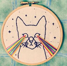 Thrilling Designing Your Own Cross Stitch Embroidery Patterns Ideas. Exhilarating Designing Your Own Cross Stitch Embroidery Patterns Ideas. Hand Embroidery Stitches, Embroidery Hoop Art, Hand Embroidery Designs, Cross Stitch Embroidery, Cross Stitch Patterns, Machine Embroidery, Embroidery Ideas, Funny Embroidery, Embroidery Letters