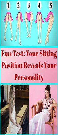 Fun Test: Your Sitting Position Reveals Your Personality Weird Facts, Fun Facts, Critical Care Nursing, Fun Test, Sitting Positions, New Friendship, Interesting Topics, Weird World, Kinds Of People