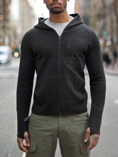 mens hairstyles Outdoor winter TAD Tactical Wool Hoody Sweatshirts men Military Army Thermal Knitted cardigan sweater Fleece warm Hoodies jacket ~ Details on this product can be viewed by clicking the image Hooded Sweater, Knit Cardigan, Tactical Clothing, Tactical Gear, Hiking Jacket, Types Of Jackets, Men's Jackets, Warm Sweaters, Outdoor Outfit