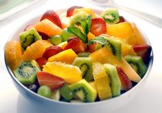 Recette - Salade de fruits aux épices qui fait faire hummm   Notée 4/5