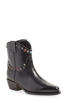 Valentino 'Rolling' Bootie (Women) available at #Nordstrom