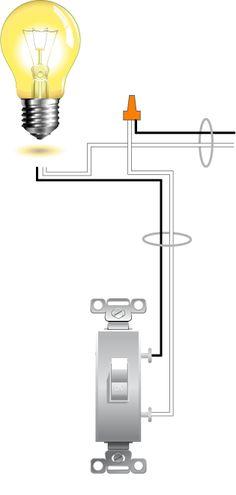 Wiring A Light Fixture With Switch Leg - Wire Data Schema •