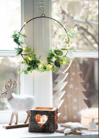Decorazioni Natalizie Maison Du Monde.Decorazioni Natalizie Christmas Decorations Murales Maison Noel