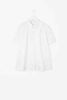 COS | Shirt with layered front