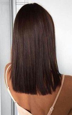 Blunt Cut Hairstyles - Haircuts for Long Hair, Medium .- Blunt Cut Frisuren – Haarschnitte für langes Haar, mittleres Haar & Bob Cut Blunt Cut Hairstyles – Haircuts for Long Hair, Medium Hair & Bob Cut Blunt Cut # # 2018 - Medium Bob Hairstyles, Haircuts For Long Hair, Hairstyles Haircuts, Long Blunt Haircut, Braided Hairstyles, School Hairstyles, Blunt Cut Long Hair, Long Straight Bob Haircut, Anime Hairstyles