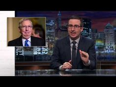 John Oliver Absolutely Destroys GOP Obstructionism Over Scalia Replacement (VIDEO) | If You Only News