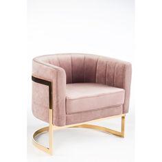 $414 in stock - Mica Barrel Chair