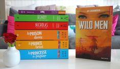 Wild men, de Jay Crownover, publié aux éditions Hugo New Romance