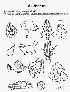 Pszichológia fészek: Fejlesztő feladatlapok Kindergarten Projects, Kindergarten Worksheets, Diy For Kids, Crafts For Kids, Tracing Worksheets, Exercise For Kids, Educational Activities, Preschool Activities, Kids Learning