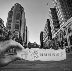 Old School : la réalité augmentée sans la technologie, ça donne quoi ?