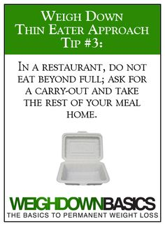 Weight Loss Tips from Weigh Down, Pioneer of Faith-Based Weight Loss
