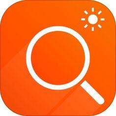 Magnifier Flash - A magnifying glass with light por Tekton Technologies (P) Ltd.