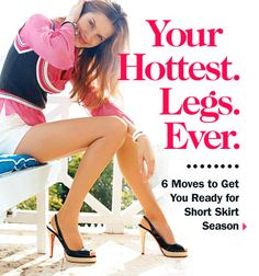 6 moves to sexy legs #workout #fitness