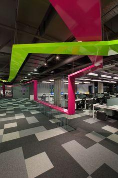 Gallery - Markafoni.com Headquarters / Habif Architecture - 10