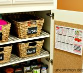 School Lunch Station { Back to School $200 Giveaway from Coupons.com } - Uncommon Designs...