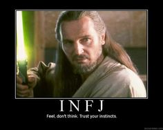 Qui-Gon Jinn: Don't center on your anxieties, Obi-Wan. Keep your concentration here and now, where it belongs.
