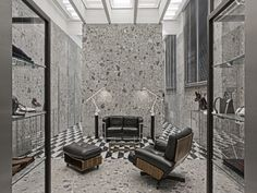 Striking contrasts are at play in Hannes Peer's N21 flagship http://www.frameweb.com/news/striking-contrasts-are-at-play-in-hannes-peer-s-n21-flagship