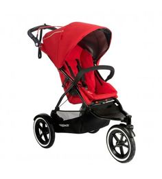 Featuring an auto-stop braking system that's built into the handlebar, this Phil & Teds Sport inline jogger stroller puts your mind at ease while jogging with your little one. Running With Stroller, Baby Jogger Stroller, Toddler Stroller, Baby Strollers, Phil And Teds, Usa Baby, Baby Baby, Baby Smiles, Double Strollers