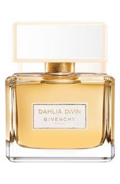 Givenchy 'Dahlia Divin' Eau de Parfum  Notes: mirabelle plum, jasmine, sandalwood, vetyver, patchouli.