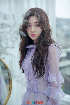 Kpop Girl Groups, Kpop Girls, Korean Girl Groups, Korean Beauty, Asian Beauty, Jung Chaeyeon, Ulzzang Korean Girl, Beauty Shots, Korean Actresses