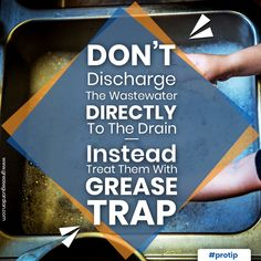 The world's popular manufacturer provides a wide range of grease trap, grease separator, and grease removal systems to businesses UK wide Pro Tip, Wednesday Wisdom, Grease, Kitchen Sink, Management, Fat, How To Remove, Store, Tips