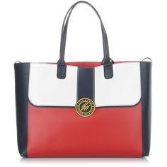 Shopping Τσάντα Tommy Hilfiger Gigi Hadid City Tote W03905